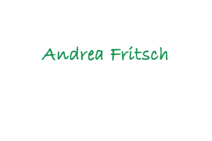 Andrea Fritsch
